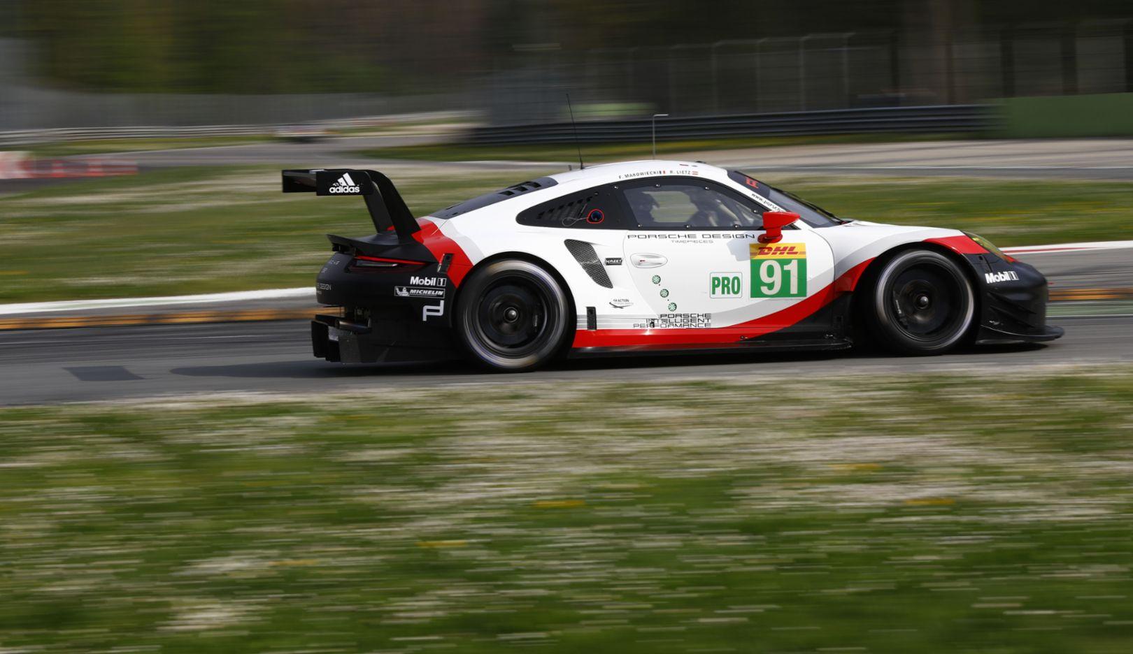 911 RSR, WEC, 2017, Porsche AG