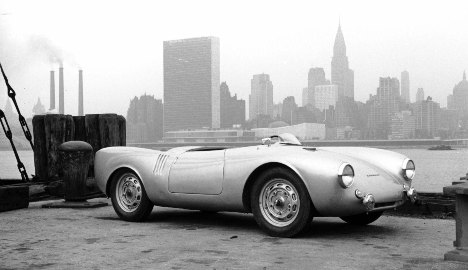 550 Spyder, 1953, Porsche AG