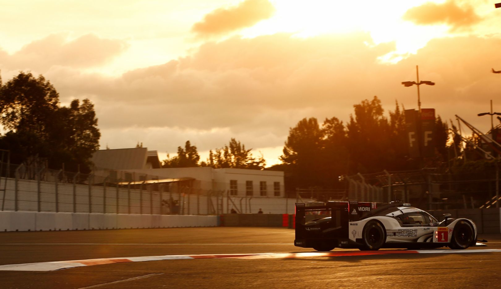 919 Hybrid, WEC, Training, Mexico-City, 2016, Porsche AG