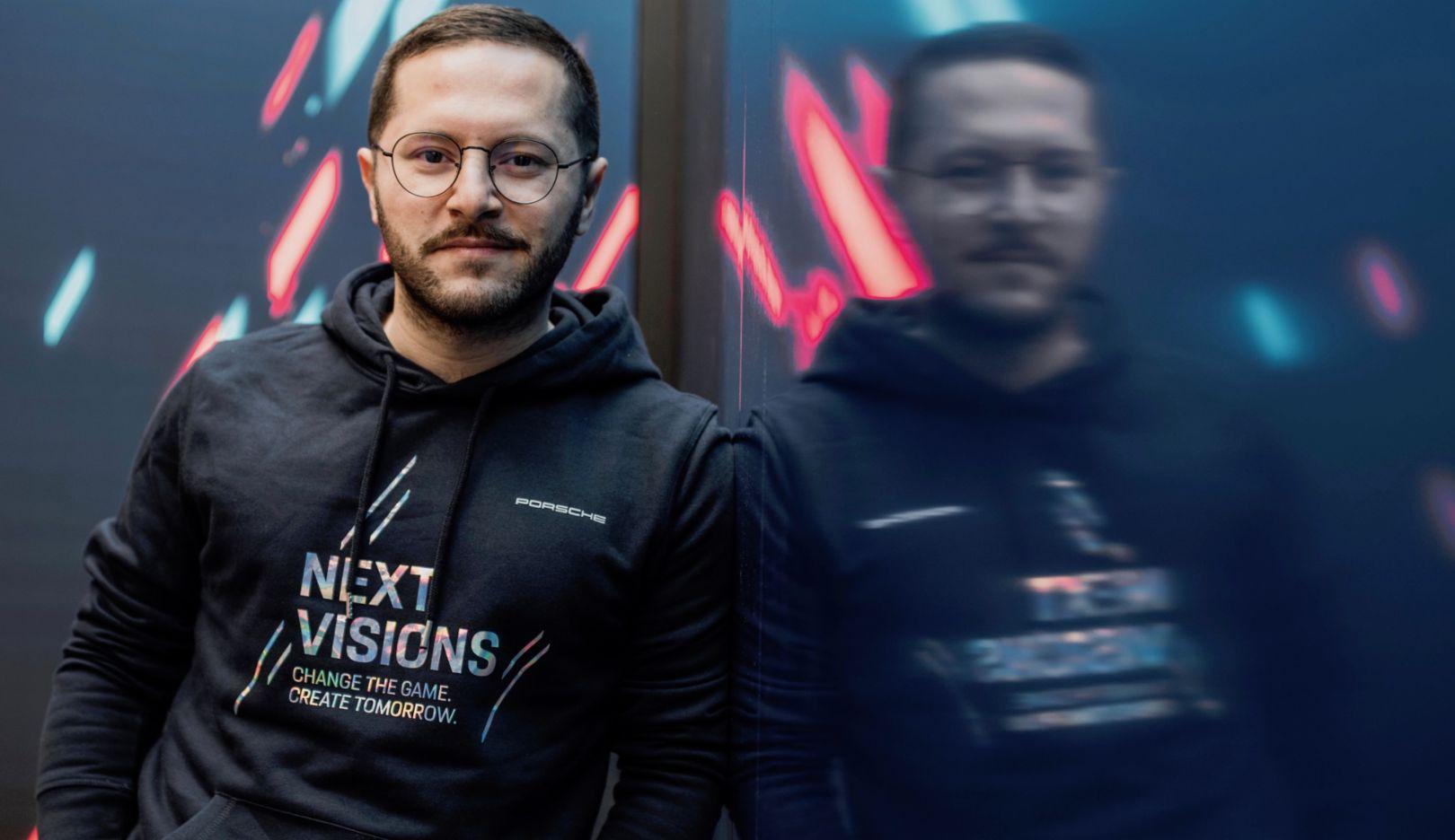 Cihan Sügür, IT Demand Manager at Porsche, 2019, Porsche AG