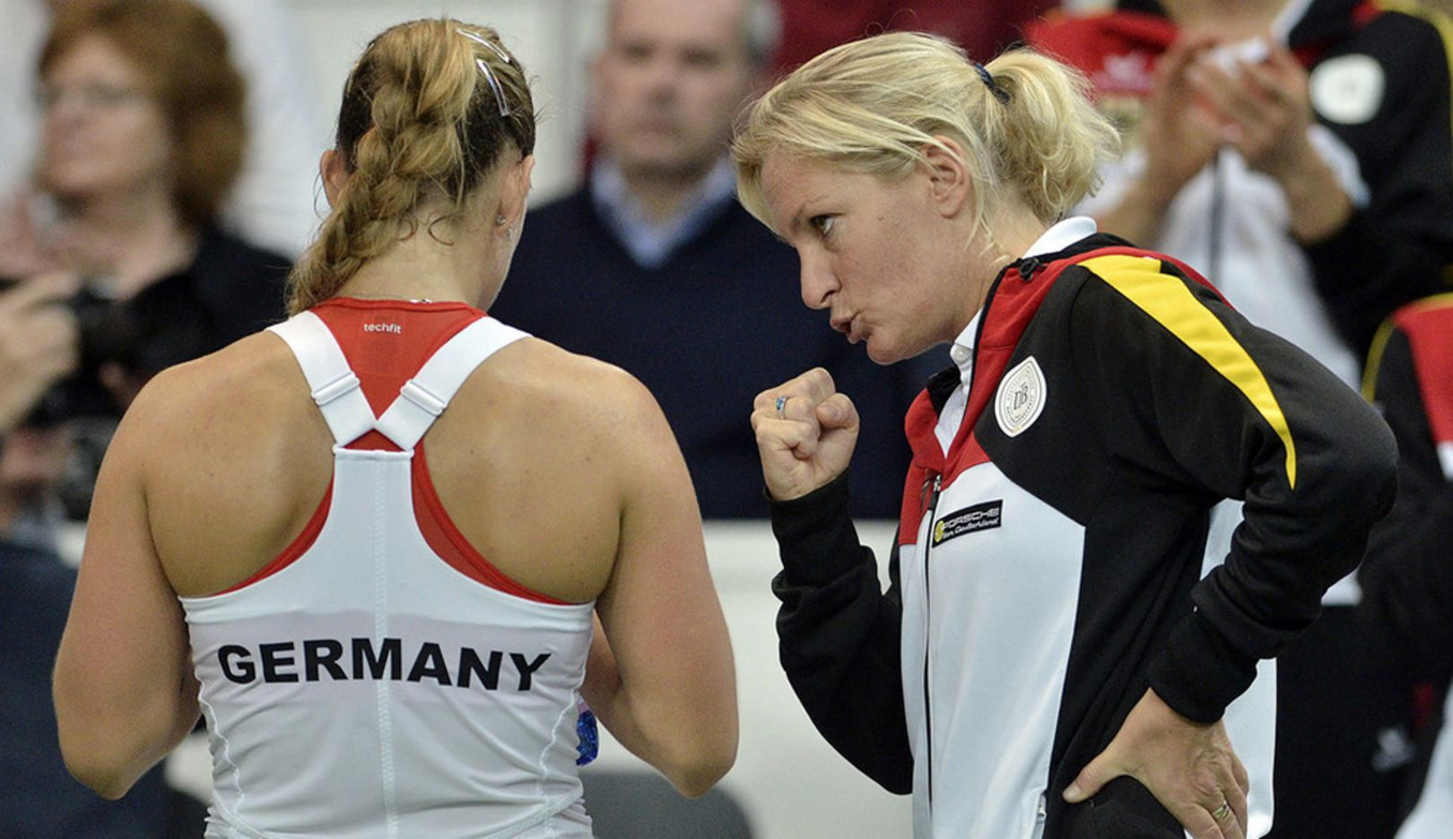 Barbara Rittner, captain Porsche Team Germany