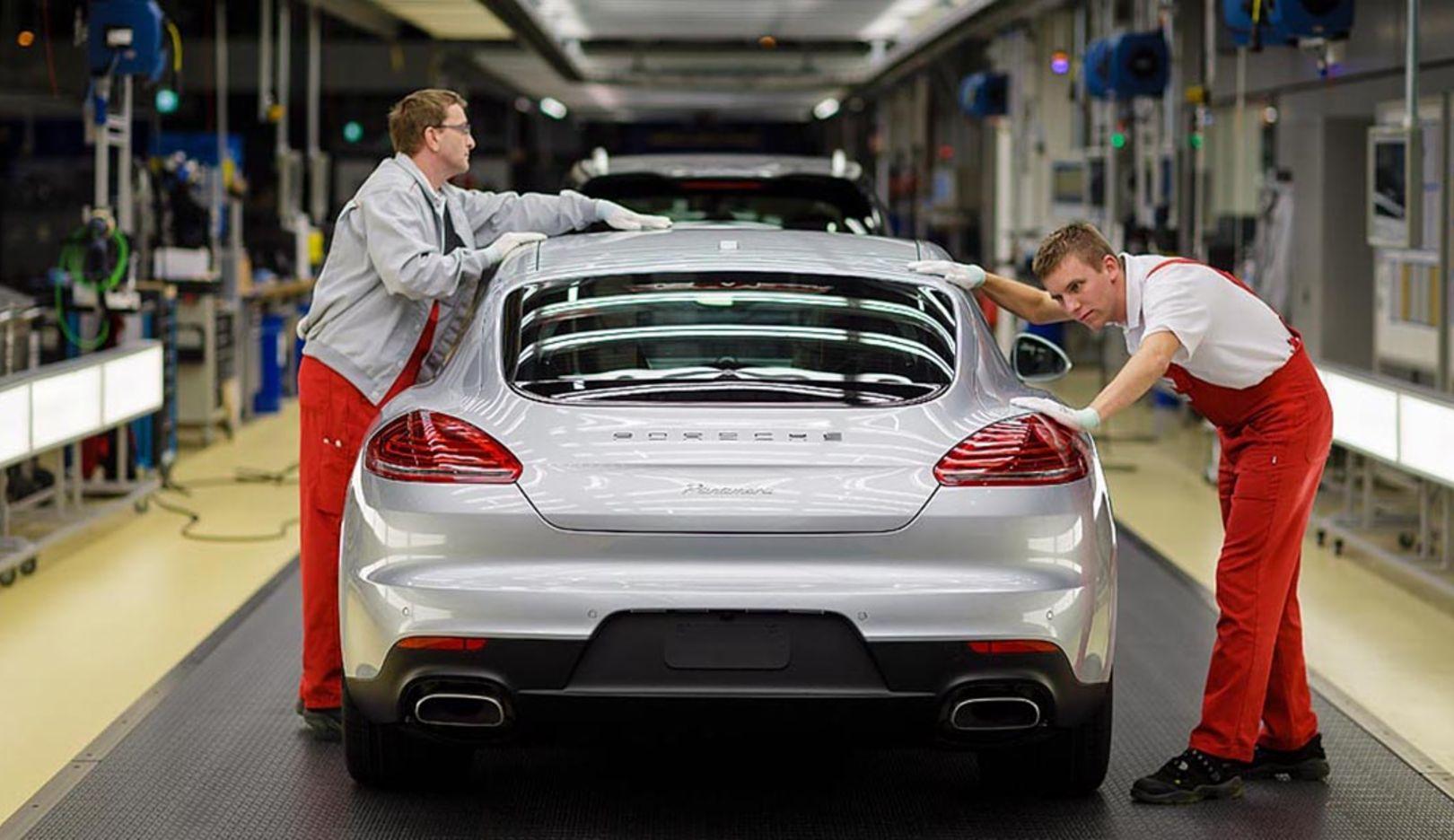 Quality, Zuffenhausen, 2014, Porsche AG