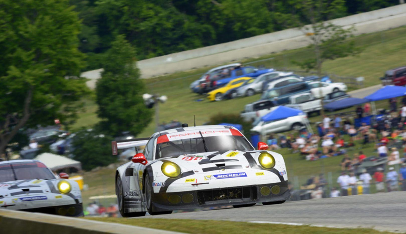 911 RSR, Tudor United SportsCar Championship, Austin, USA, 2014, Porsche AG