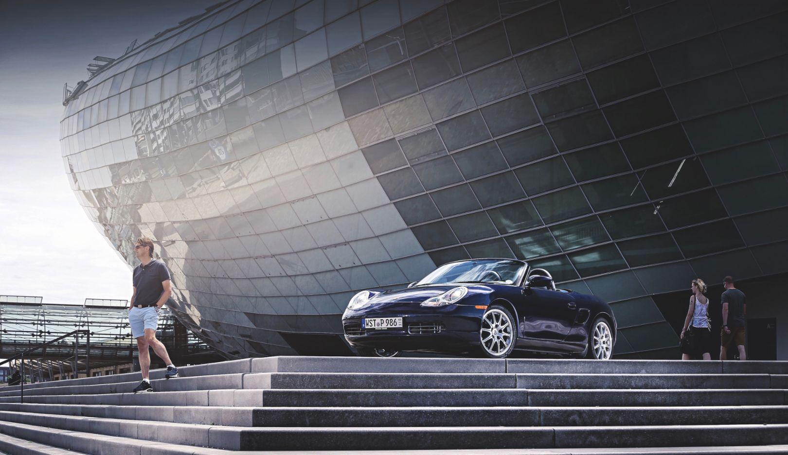 986 Boxster, Klimahaus, Bremerhaven, 2018, Porsche AG