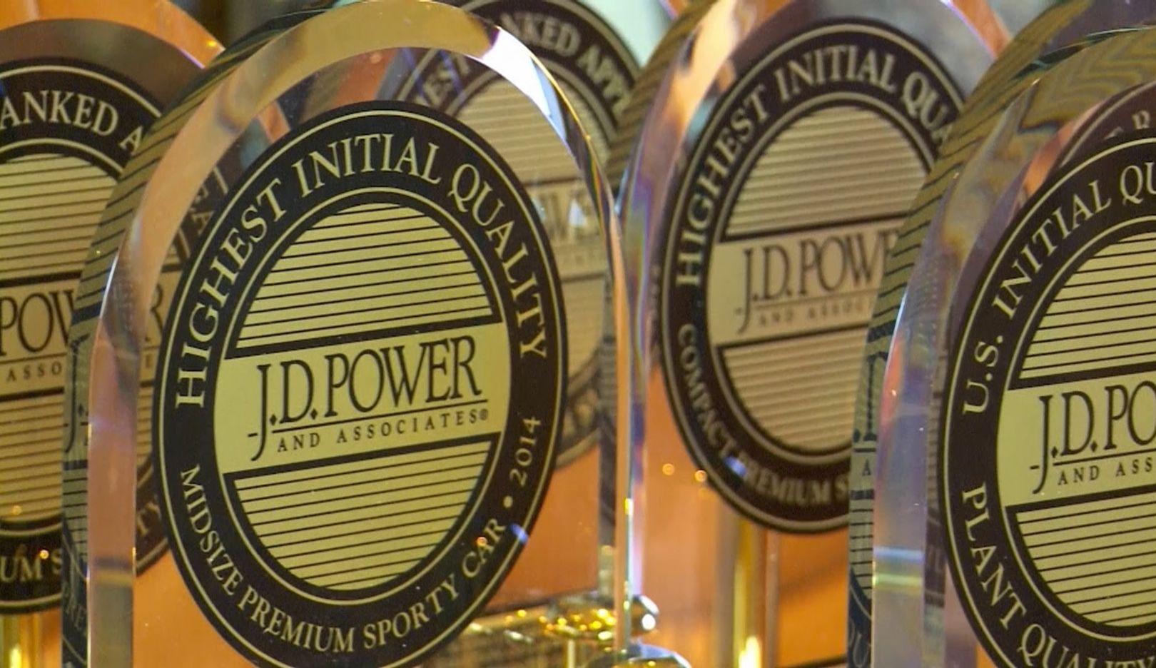 JD Power, 2015, Porsche AG