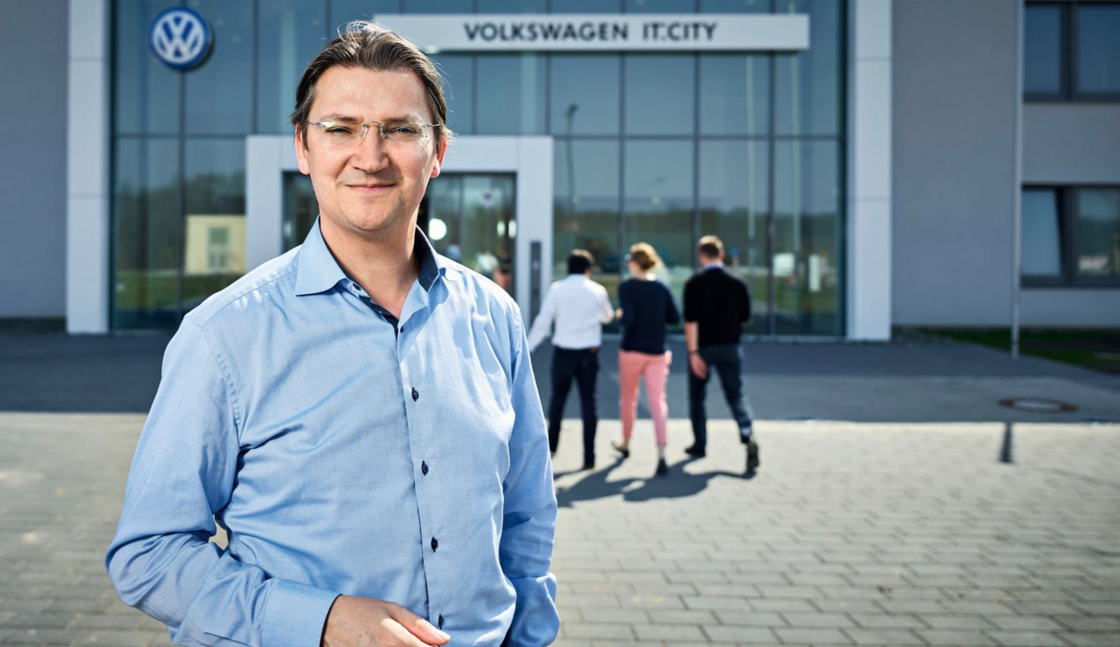 Interview with Johann Jungwirth, Head of Mobility Services at the Volkswagen Group, 2018, Porsche AG