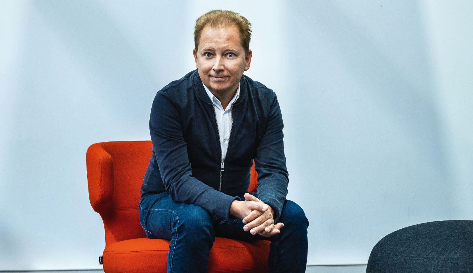 Тило Козловски, глава Porsche Digital GmbH, 2019, Porsche AG