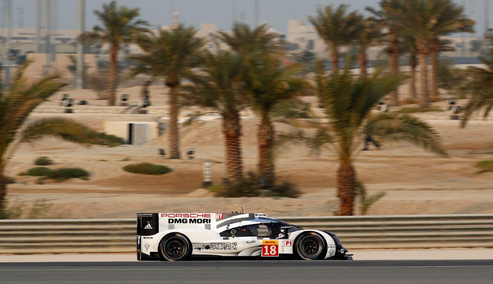 919 Hybrid, Bahrain, 2015, Porsche AG