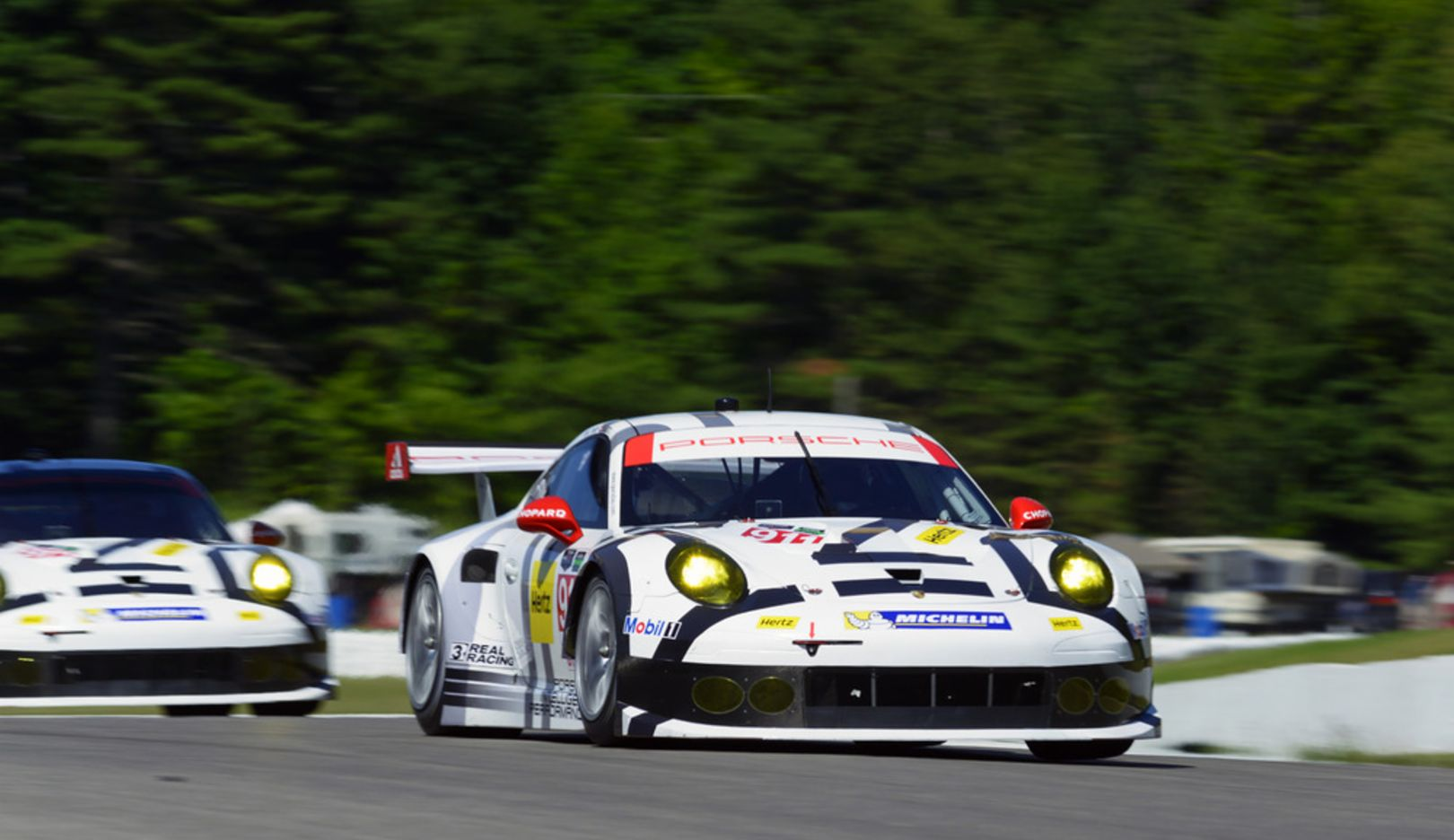 911 RSR, Tudor United Sports Car Championship, 2014, Porsche AG