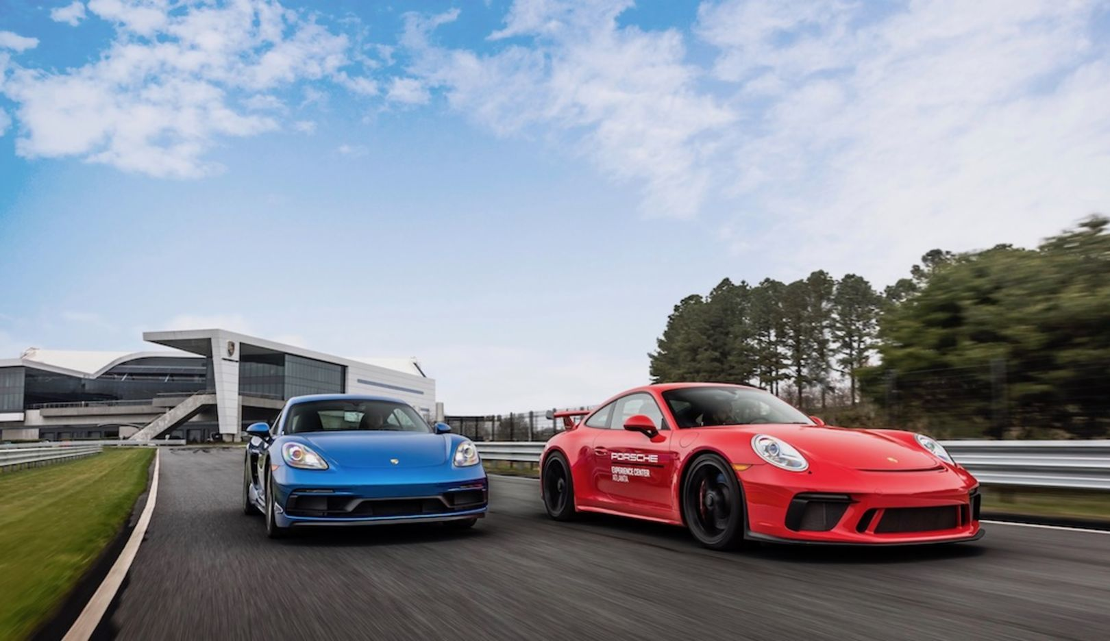 Porsche Experience Center >> Porsche Experience Centers Prove Immersive Retail Works For Sports