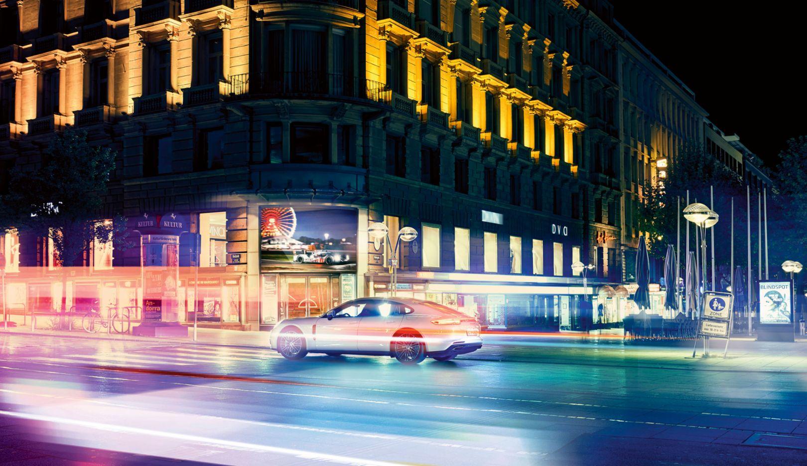 Panamera 4 E-Hybrid, 2016, Porsche AG
