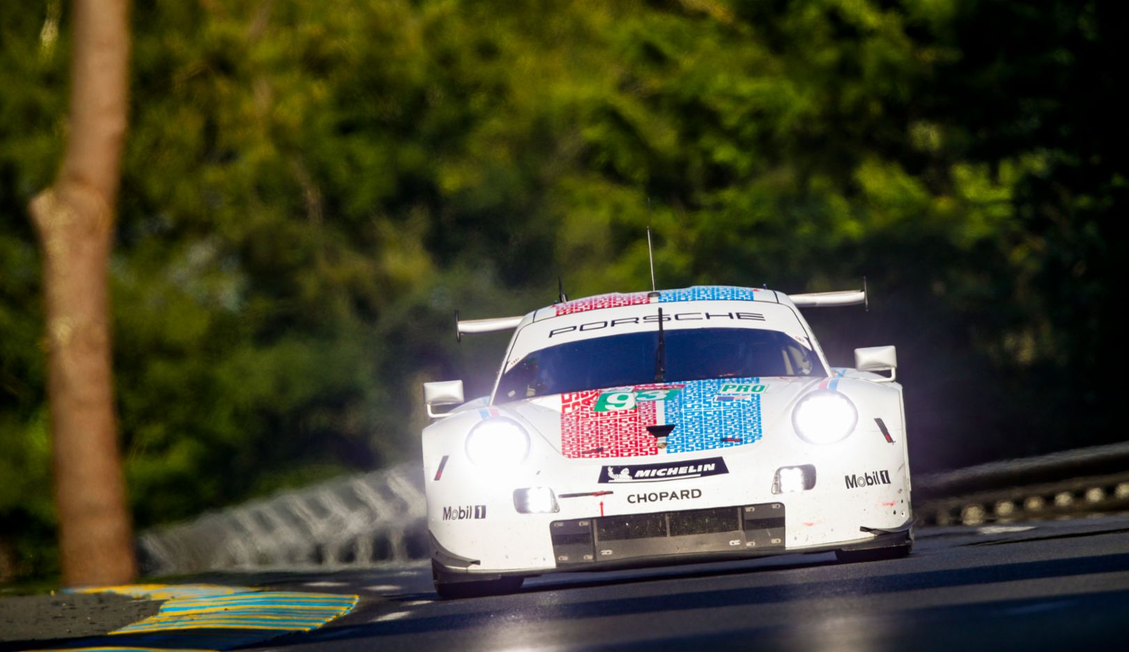 911 RSR, Porsche GT Team (93), Qualifying GTE, FIA WEC, Le Mans, 2019, Porsche AG