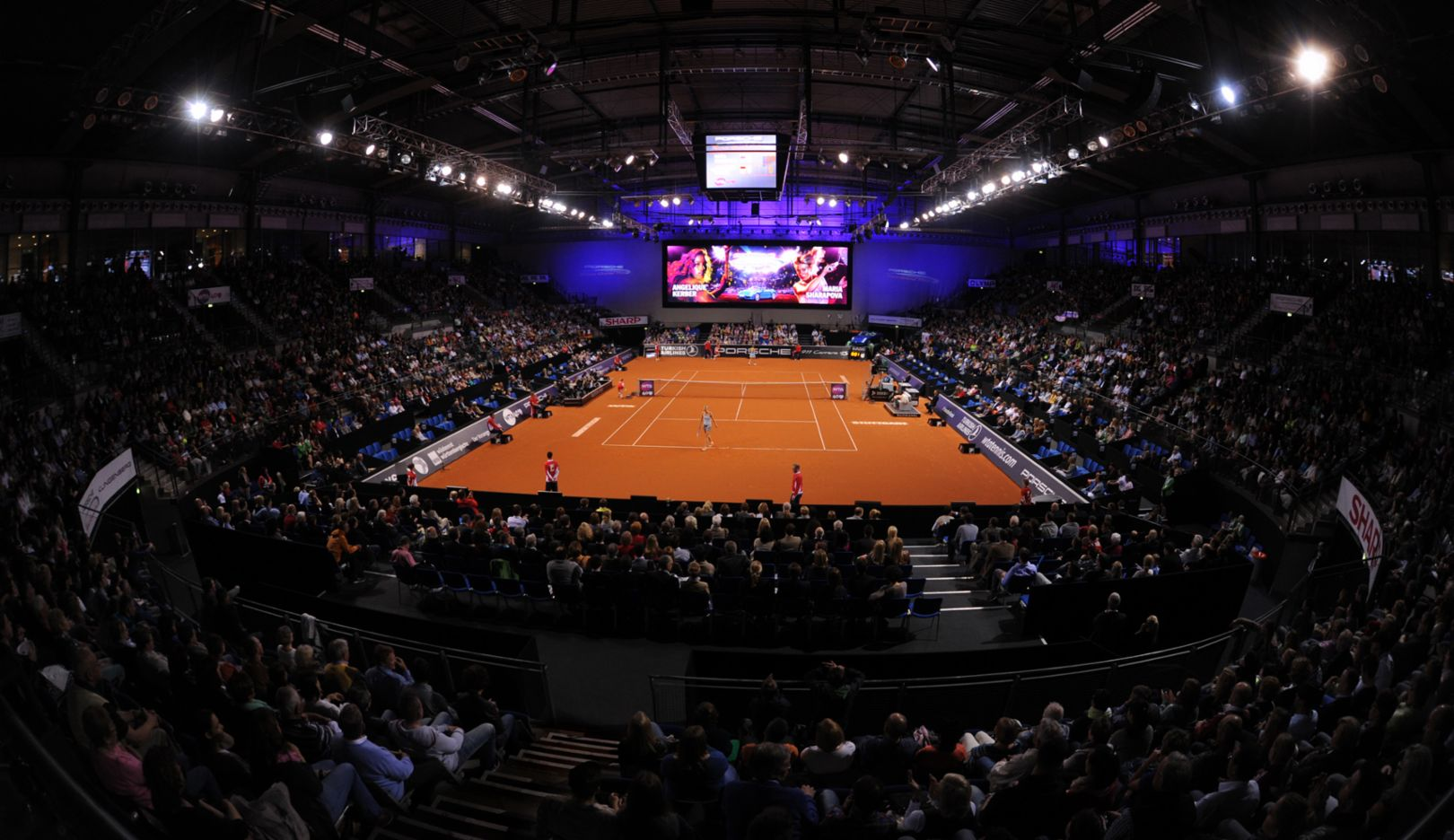 Die Schönste Halle Im Tennis