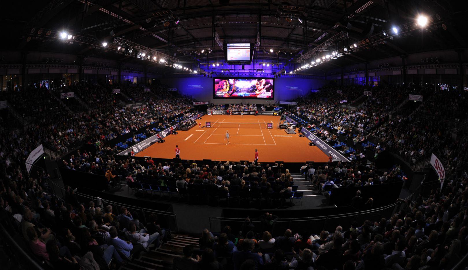 Porsche Tennis Grand Prix, Porsche-Arena Stuttgart, 2014, Porsche AG