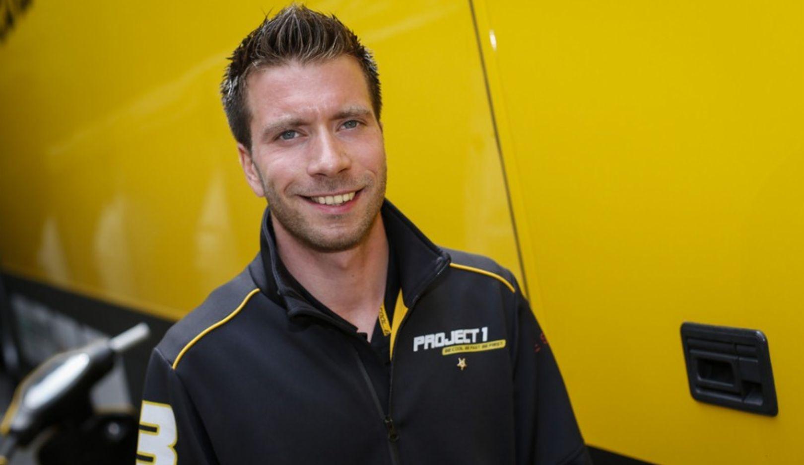 Philipp Eng, Werksfahrer, 2014, Porsche AG