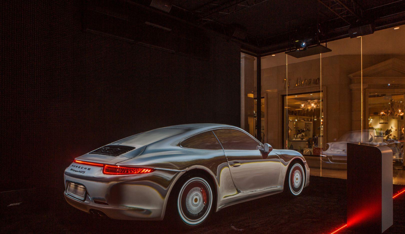 911 Carerra 4 GTS, Moscow, 2015, Porsche AG