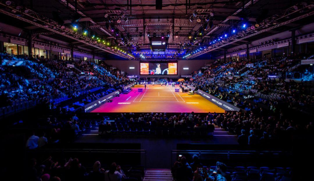 Porsche Arena, 2019, Porsche AG