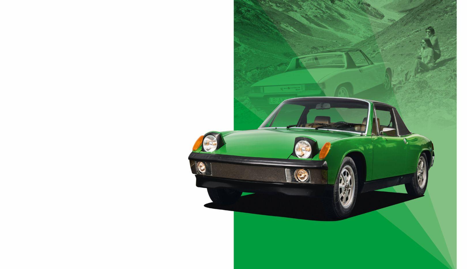 Porsche 914/4