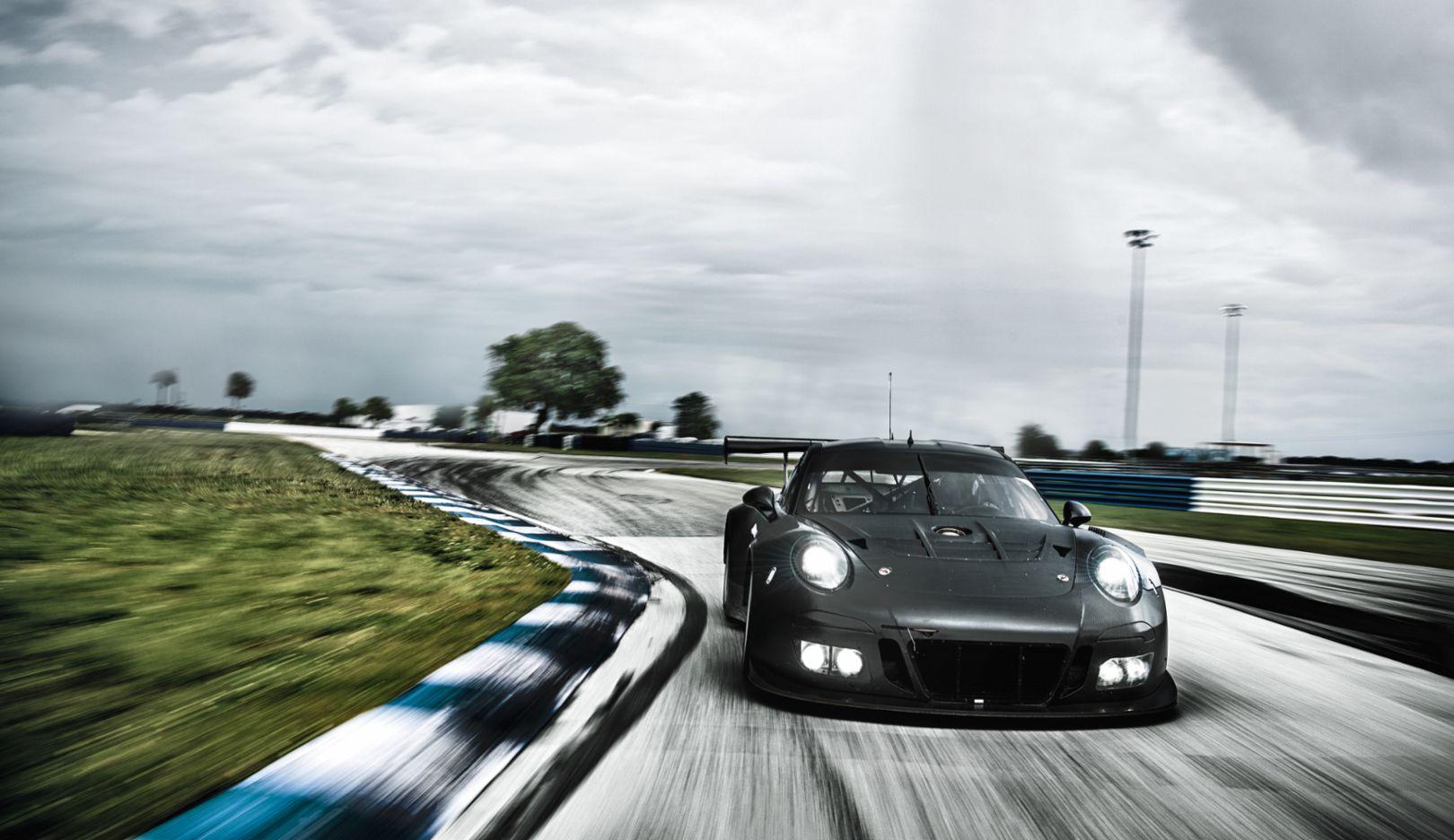 911 GT3 R, 30-Stunden-Absicherungs-Dauerlauf, Sebring, Nordamerika, 2015, Porsche AG