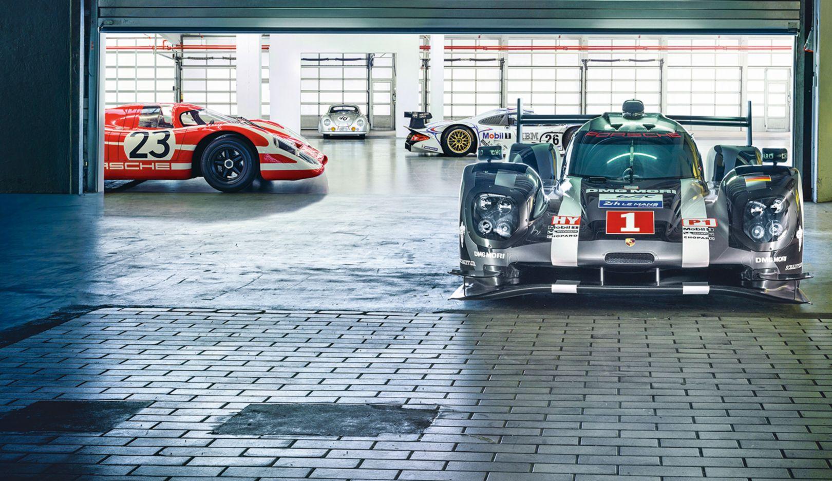 919 Hybrid (r), 2016, Porsche AG