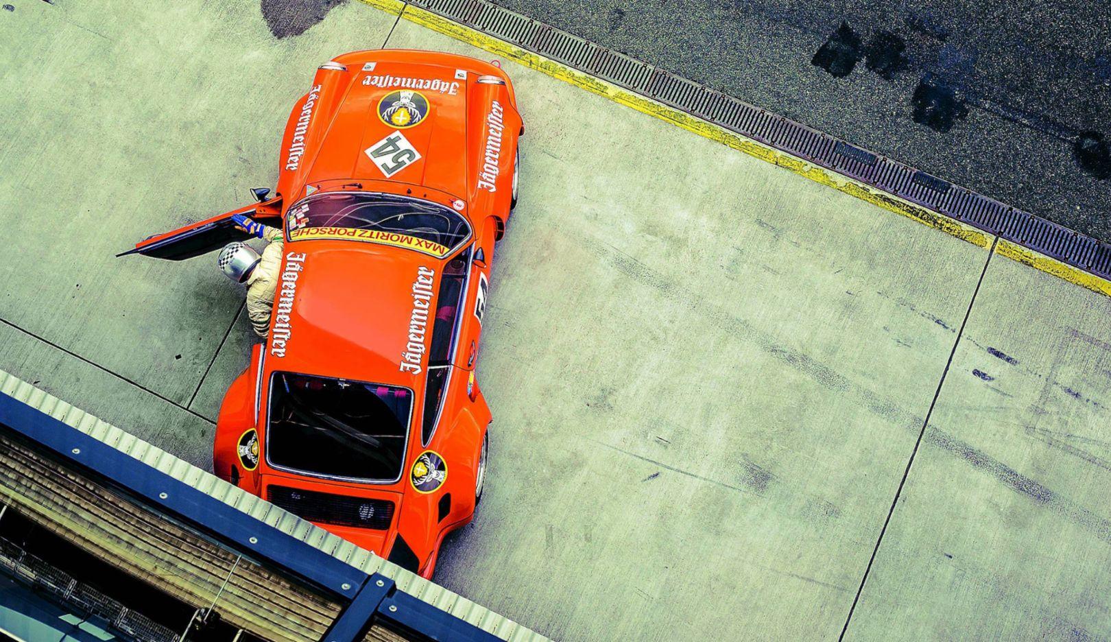 Porsche 911 RSR 3.0, Oschersleben, 2016, Porsche AG