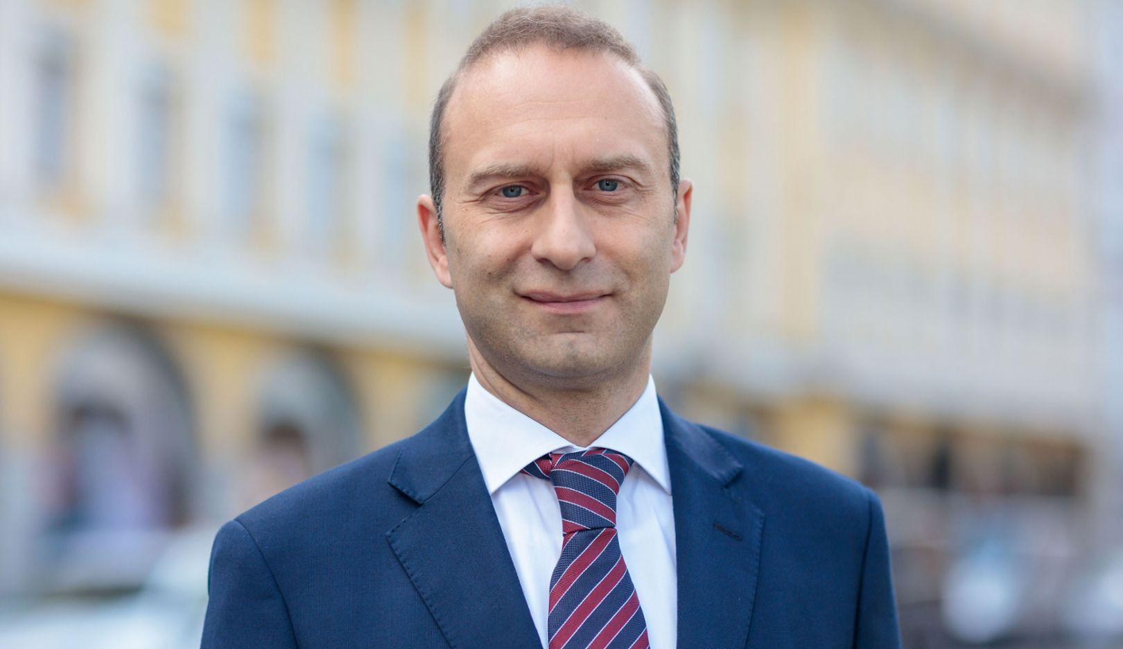 Federico Magno, Geschäftsführer, 2016, Porsche Consulting