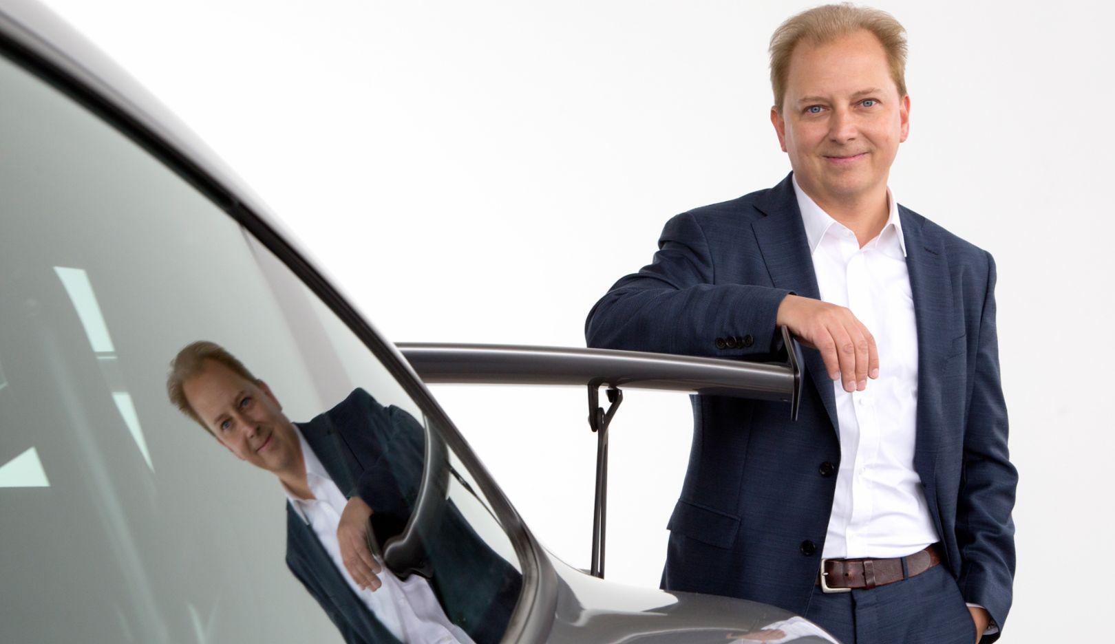 Thilo Koslowski, 2016, Porsche AG