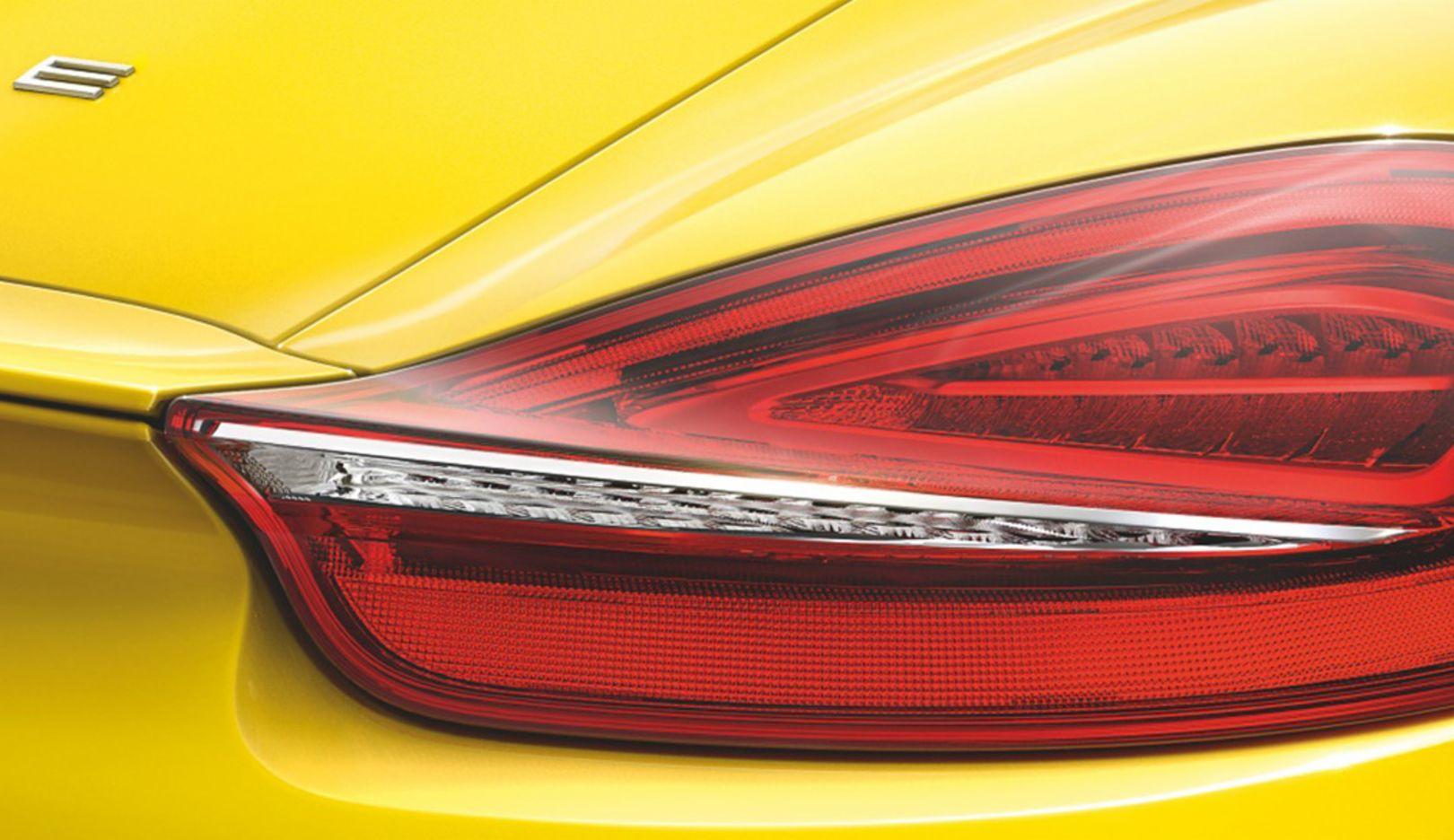 Cayman S, detail, Porsche AG