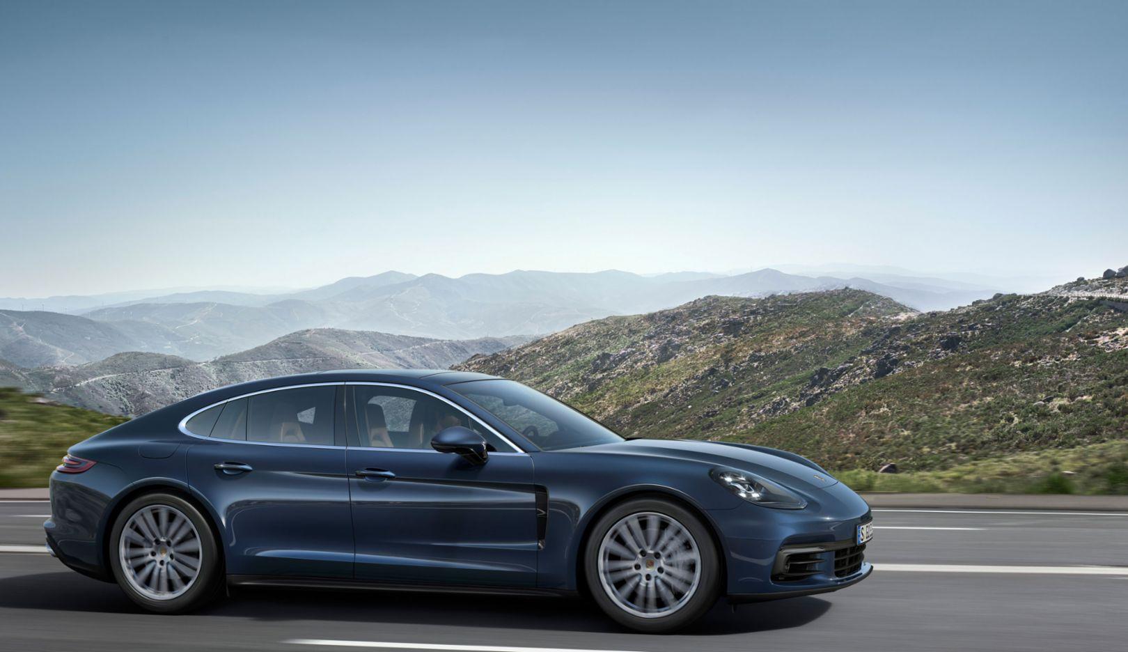 Panamera 4S Diesel, 2016, Porsche AG