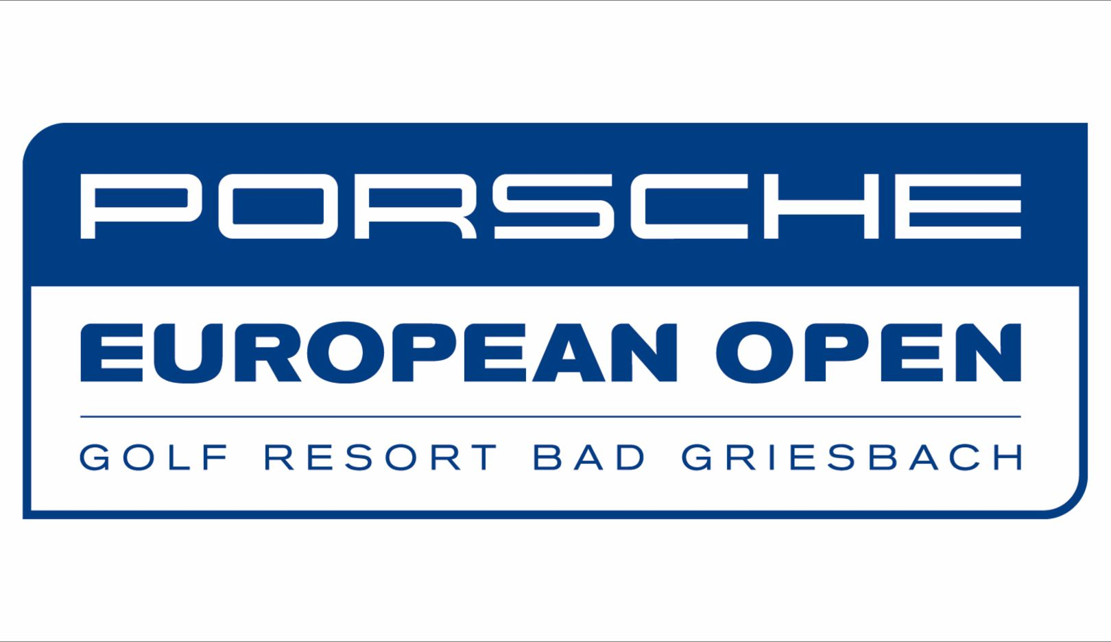 Porsche European Open, Golf Resort Bad Griesbach, logo, 2015, Porsche AG