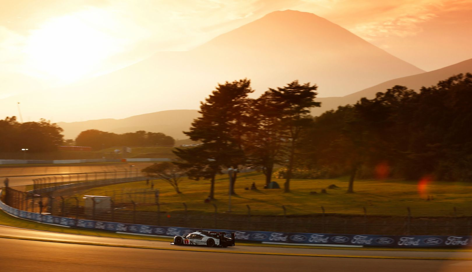 919 Hybrid, WEC, Fuji, 2016, Porsche AG