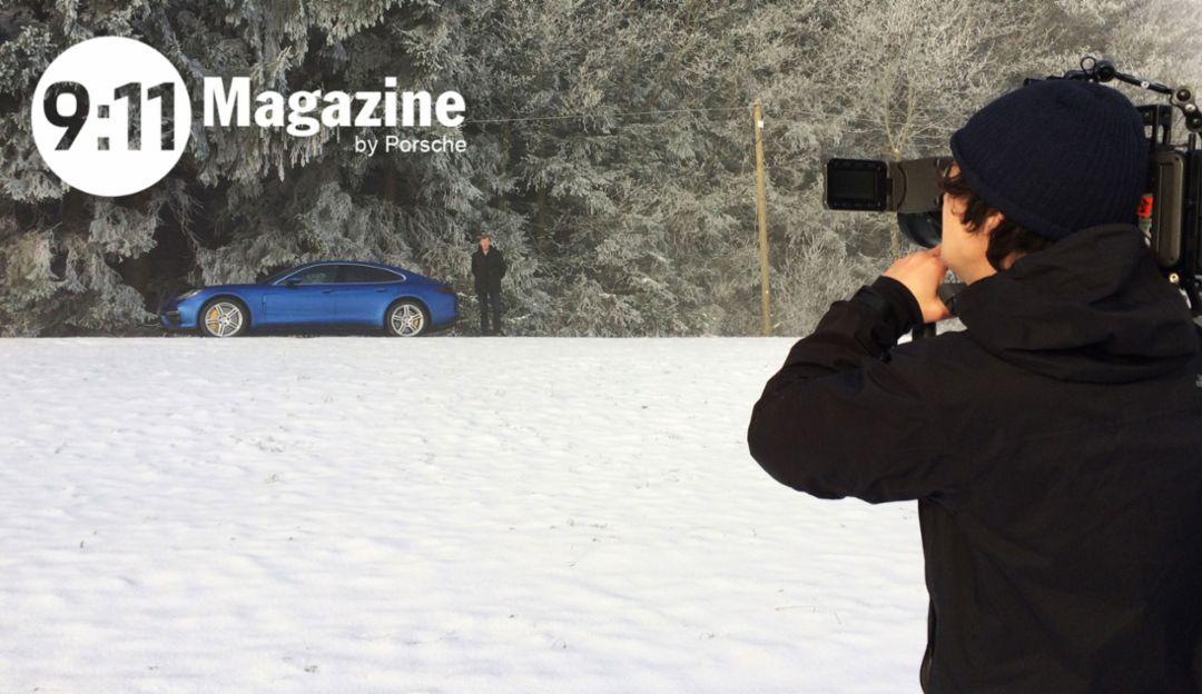 911 Magazine, 2017, Porsche AG
