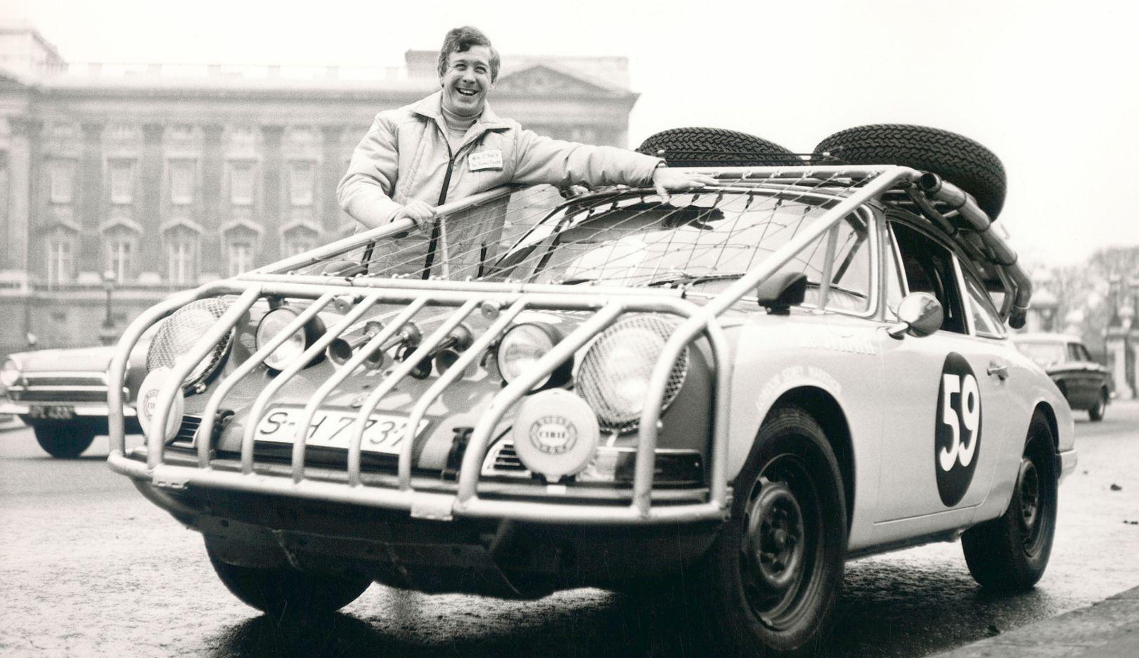 1968 London-Sydney, Porsche 911 S 2,0, Porsche AG