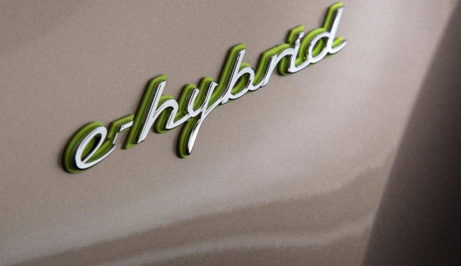 Cayenne E Hybrid, 2014, Porsche AG