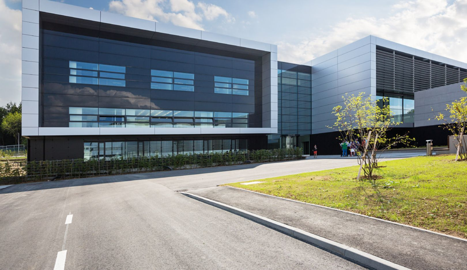 Design studio and concept building, Weissach, 2014, Porsche AG