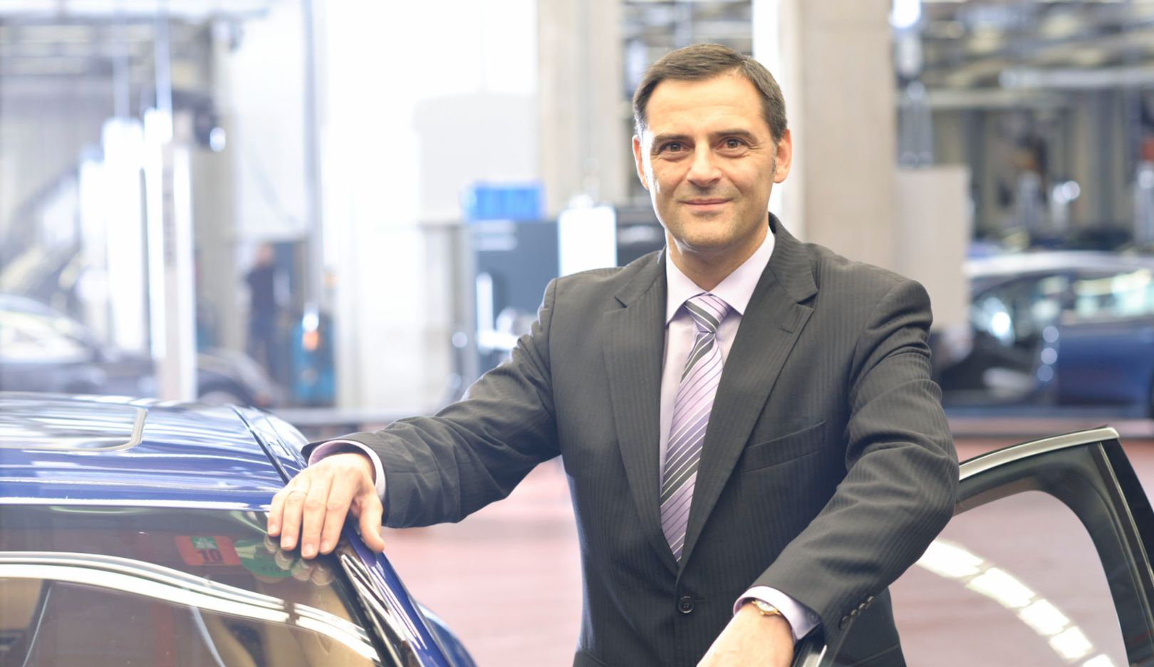 Michael Steiner, Member of the Executive Board, Research and Development, 2016, Porsche AG