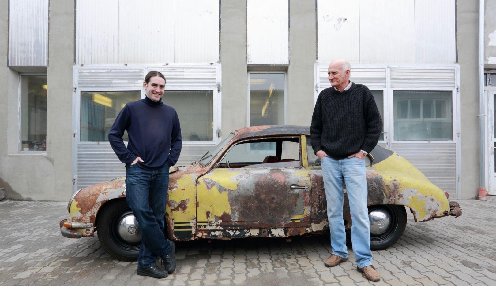 "9:11 Magazine: the story of the ""GDR Porsche"""