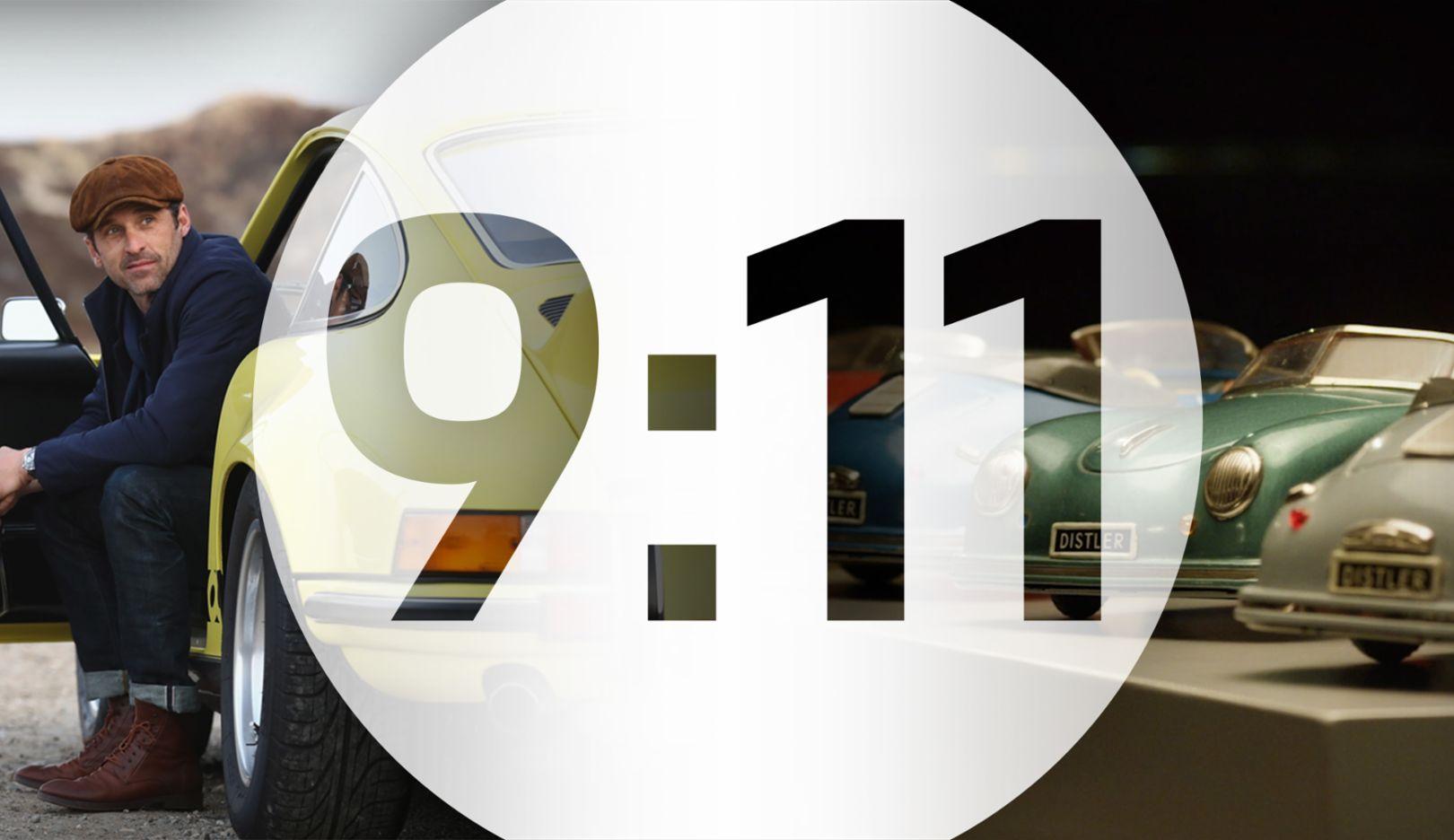 911 Carrera S, 9:11 Magazin, 2017, Porsche AG