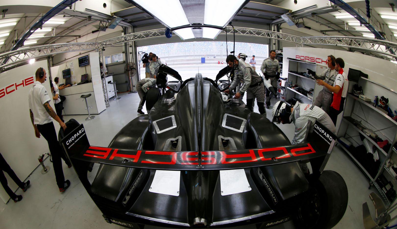 919 Hybrid, World Endurance Championship LMP1, Bahrain, 2015, Porsche AG
