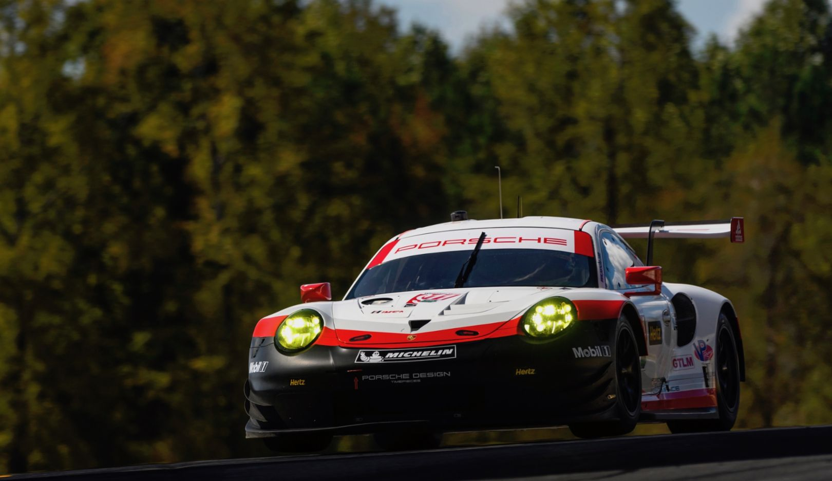 911 RSR, Training, Braselton, 2017, Porsche AG