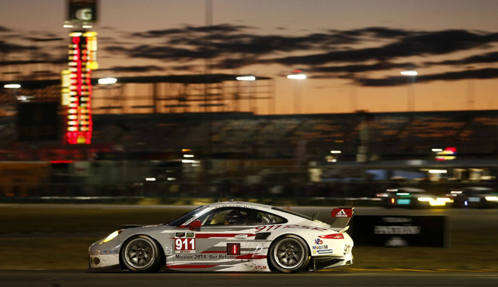 911 RSR, Tudor United Sports Car Championship, 2014, Porsche AG