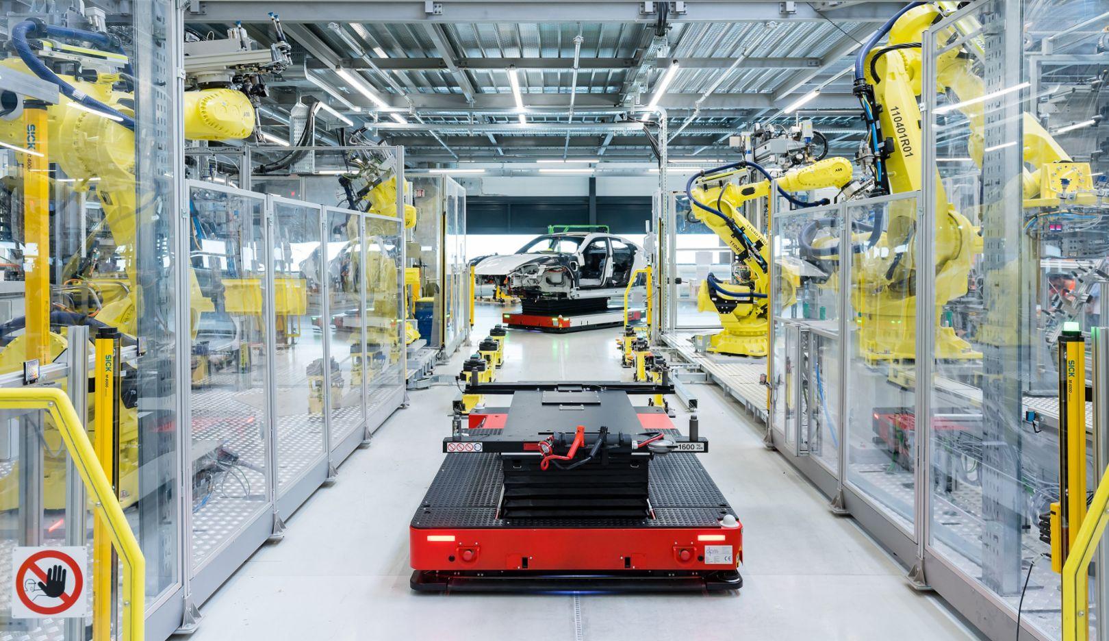 Manufacture building electric transport