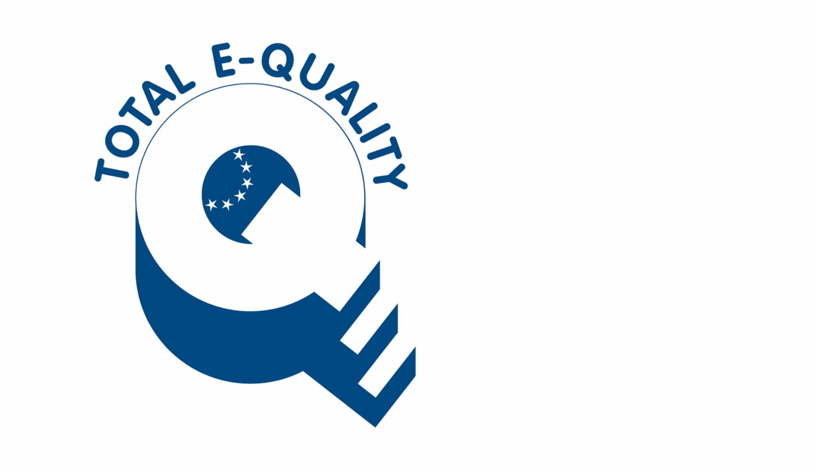 TOTAL E-QUALITY, Logo, 2015