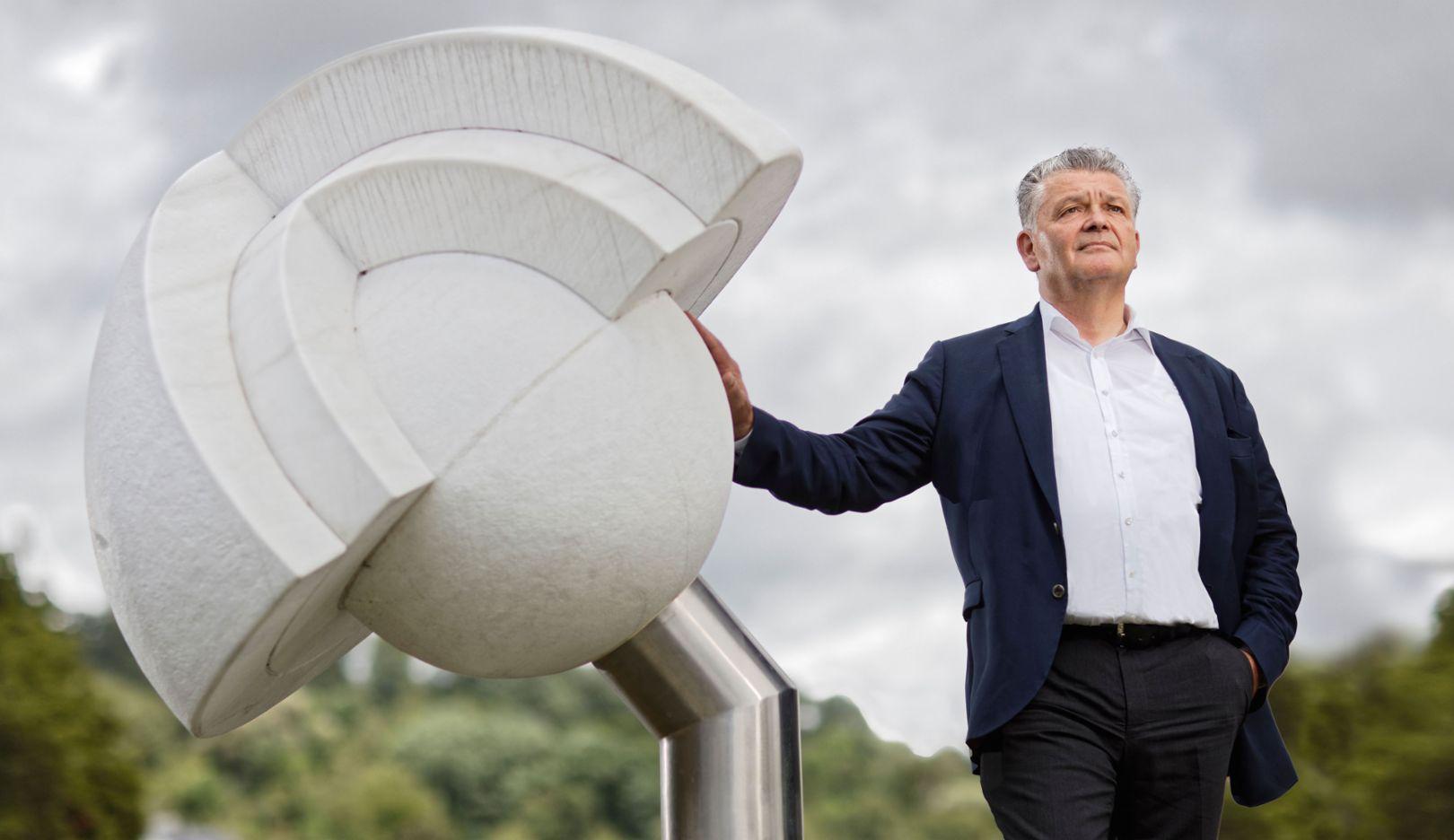 Henri Steinmetz, CEO CeramTec, 2017, Porsche Consulting GmbH