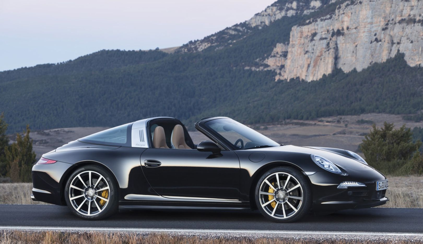 911 Targa 4S, 2014, Porsche AG