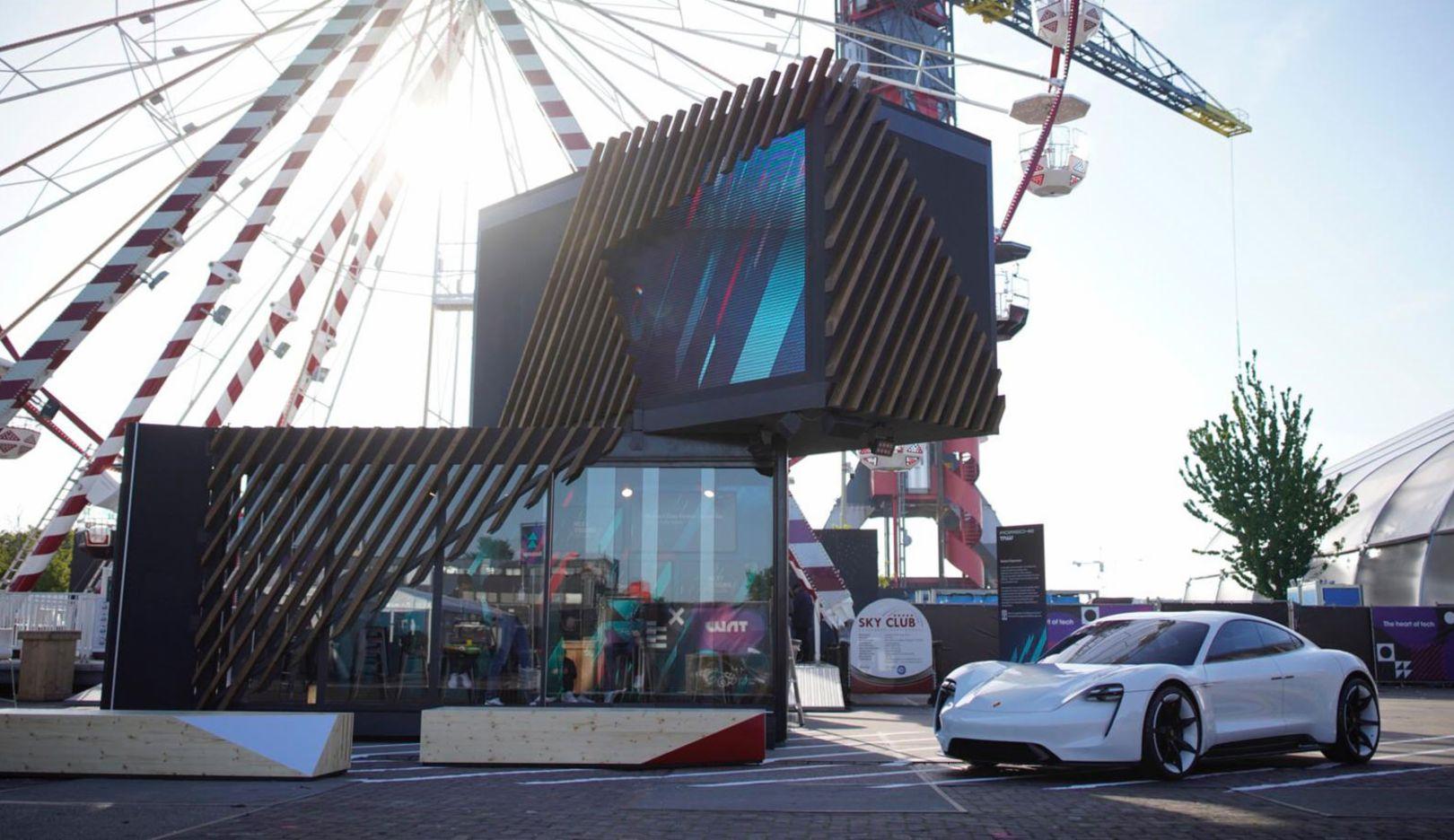 Mission E, TNW Amsterdam, 2019, Porsche AG