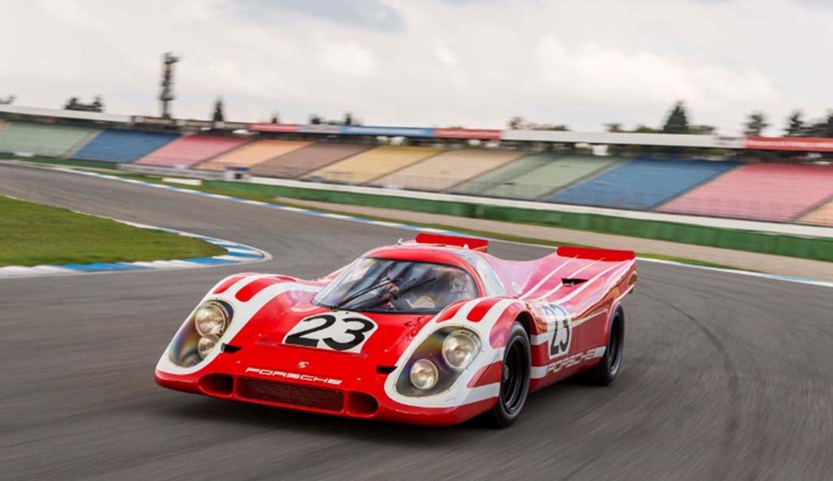 917 KH Coupé, Hockenheimring, 2014, Porsche AG