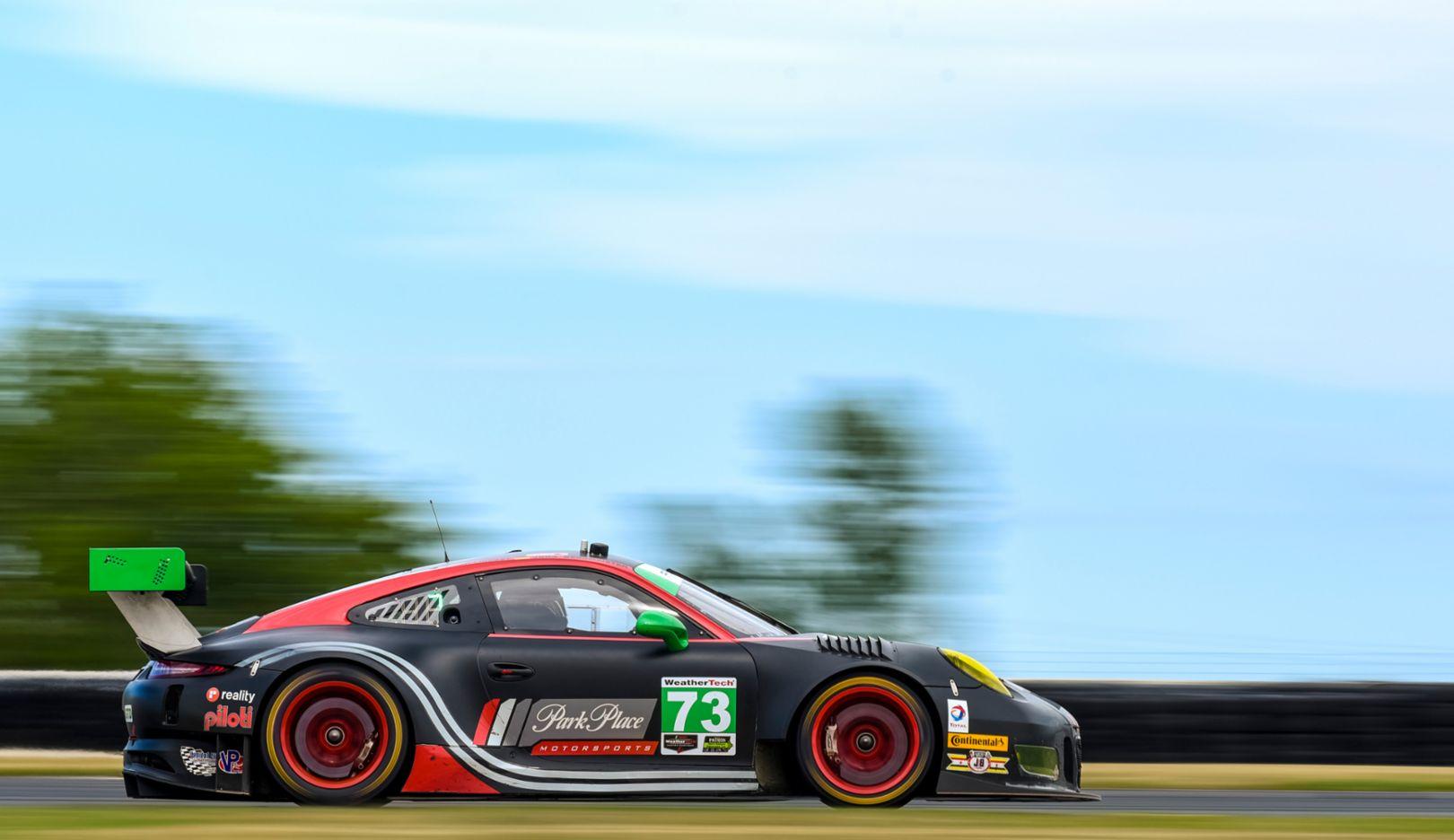 Porsche 911 GT3 R, IMSA, Road America, Elkhart Lake, 2016, Porsche AG