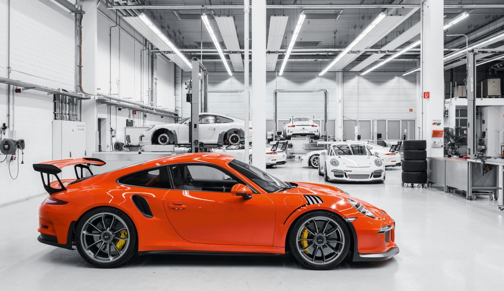911 GT3 RS, 2015, Porsche AG