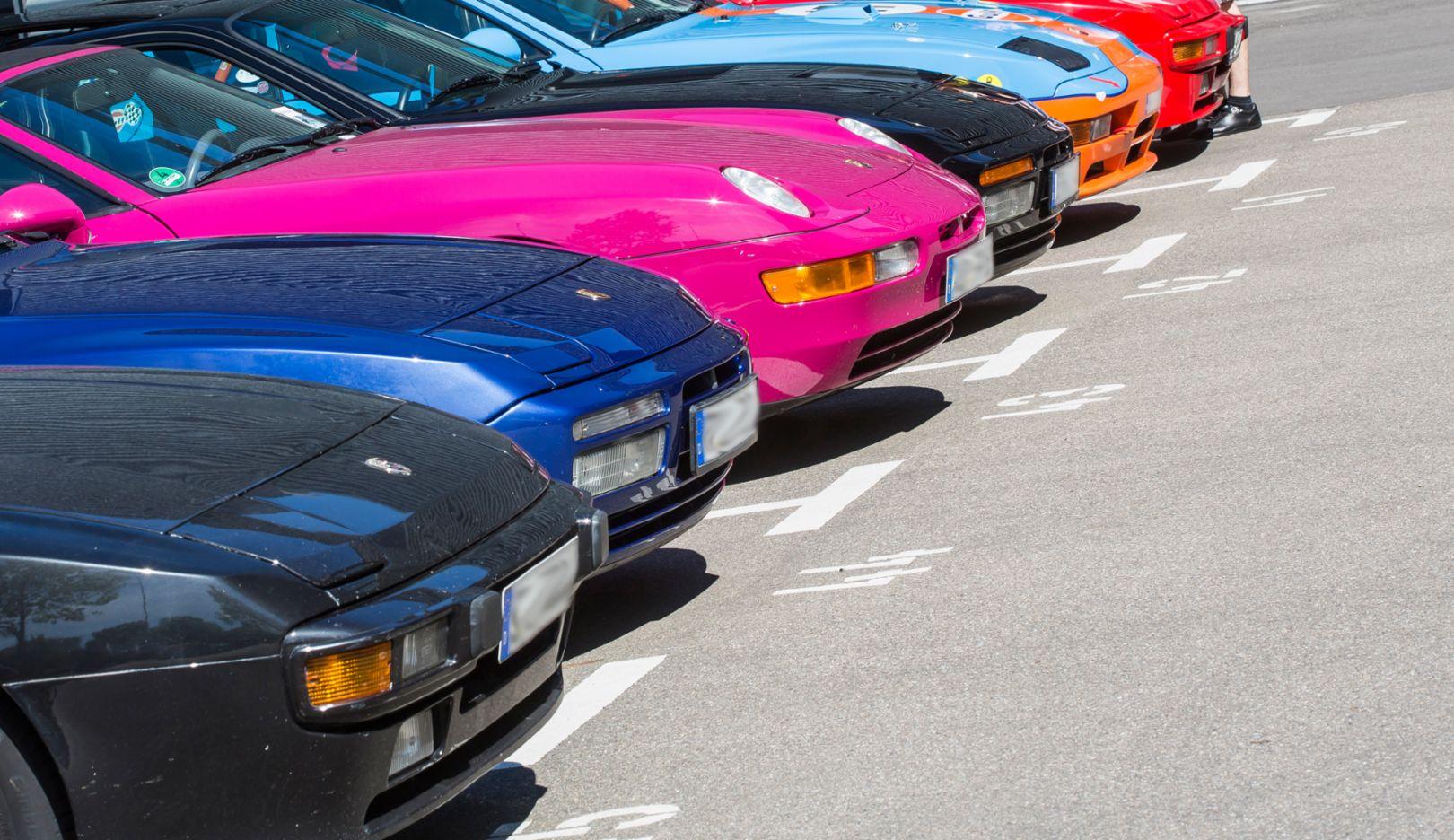Transaxle Day At Porsche